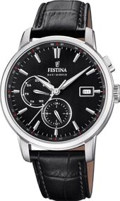 Festina Timeless Chronograph F20280/4 Herrenchronograph Design Highlight