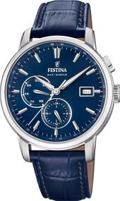 Festina Timeless Chronograph F20280/3 Herrenchronograph Design Highlight