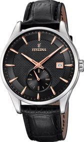 Festina Klassik F20277/4 Herrenarmbanduhr Design Highlight