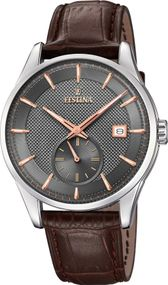 Festina Klassik F20277/3 Herrenarmbanduhr Design Highlight