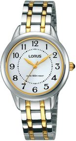 Lorus Klassik RG249JX9 Damenarmbanduhr Design Highlight