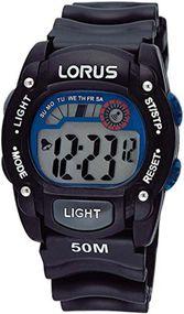 Lorus Sport R2351AX9 Herrenchronograph Digitale Chronographenanzeige