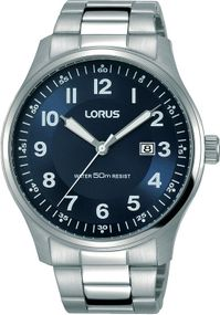 Lorus Klassik RH937HX9 Herrenarmbanduhr Design Highlight