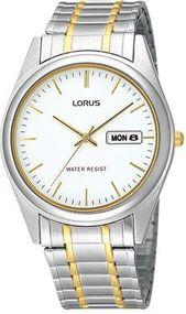 Lorus Klassik RXN99AX9 Herrenarmbanduhr Design Highlight