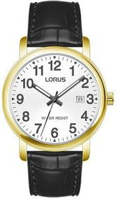 Lorus Klassik RG836CX9 Damenarmbanduhr Design Highlight