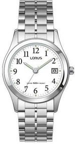 Lorus Klassik RH767AX9 Damenarmbanduhr Design Highlight
