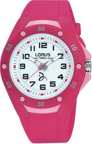 Lorus Novak Djokovic Foundation R2371LX9 Unisexuhr Design Highlight