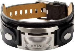 Fossil Jewelry VINTAGE CASUAL JF84816040 Herrenarmband
