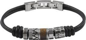 Fossil Jewelry VINTAGE CASUAL JF84196040 Herrenarmband