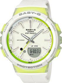 Casio Baby-G Step Tracker BGS-100-7A2ER Damenarmbanduhr Schrittsensor