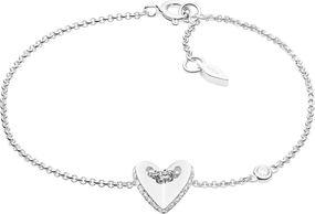 Fossil Jewelry STERLING SILVER JFS00424040 Damenarmband
