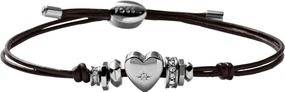 Fossil Jewelry VINTAGE MOTIFS JF00116040 Damenarmband