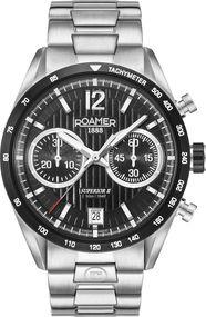 Roamer SUPERIOR CHRONO II 510902 41 54 50 Herrenchronograph