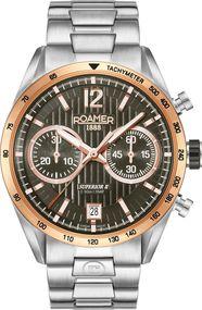 Roamer SUPERIOR CHRONO II 510902 49 64 50 Herrenchronograph