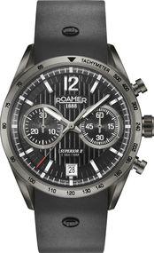 Roamer SUPERIOR CHRONO II 510902 45 54 05 Herrenchronograph