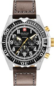 Hanowa Swiss Military TOUCHDOWN CHRONO 06-4304.04.007.05 Herrenchronograph