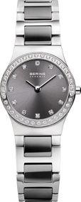 Bering Classic 32426-703 Damenarmbanduhr Mit Swarovski Kristallen