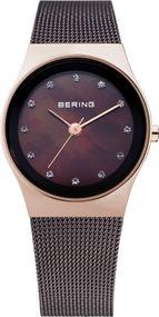 Bering Classic Collection 12927-262 Damenarmbanduhr Mit Swarovski Kristallen