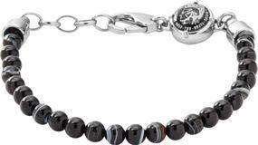 DIESEL Jewellry BEADED STUDS DX0848040 Herrenarmband