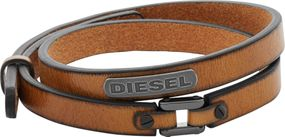 DIESEL Jewellry COILED DX0984040 Herrenarmband