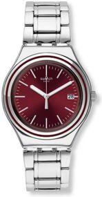 Swatch DERNIER VERRE YGS478G Herrenarmbanduhr Design Highlight