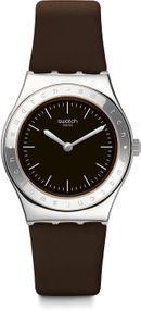 Swatch LIE DE VIN YLS205 Damenarmbanduhr Design Highlight