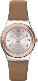 Swatch CARESSE D'ÉTÉ YLS458 Damenarmbanduhr Design Highlight