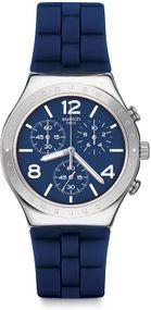 Swatch BLEU DE BIENNE YCS115 Herrenchronograph Sehr Elegant