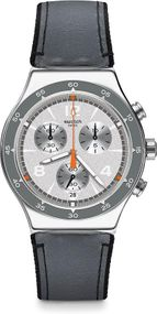 Swatch LAST ROUND YVS446 Herrenchronograph Sehr Elegant