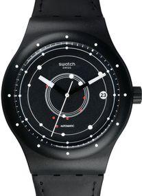 Swatch SISTEM BLACK SUTB400 Herren Automatikuhr Sehr Elegant