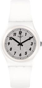 Swatch SOMETHING WHITE GW194 Damenarmbanduhr