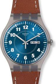Swatch VENT BRÛLANT SUOK709 Herrenarmbanduhr