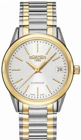 Roamer SUPERIOR 3H LADIES 508856 47 15 51 Damenarmbanduhr