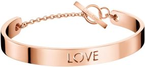 Calvin Klein Jewelry Message KJ7CPF1002 Damenarmreif