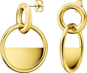 Calvin Klein Jewelry Locked KJ8GJE100100 Ohrringe