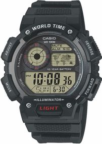 Casio Collection Men AE-1400WH-1AVEF Digitaluhr für Herren