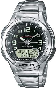 Casio Collection Men AQ-180WD-1BVES Herrenchronograph