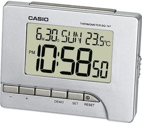 Casio Wake Up Timer DQ-747-8EF Wecker