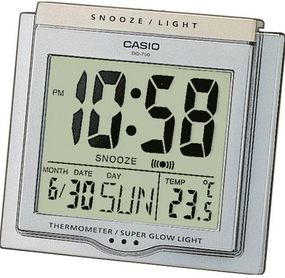 Casio Wake Up Timer DQ-750-8ER Wecker