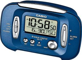 Casio Wake Up Timer DQD-70B-2EF Wecker Funkuhr