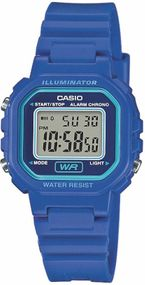 Casio Collection Women LA-20WH-2AEF Digitaluhr für Damen