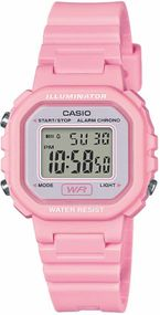 Casio Collection Women LA-20WH-4A1EF Digitaluhr für Damen