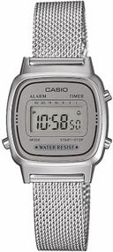Casio Collection Retro LA670WEM-7EF Digitaluhr für Damen
