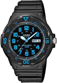 Casio Collection Men MRW-200H-2BVEF Herrenarmbanduhr