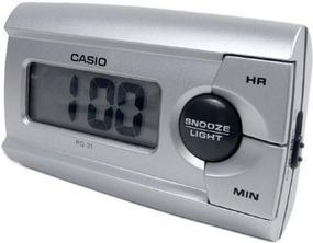 Casio Wake Up Timer PQ-31-8EF Wecker