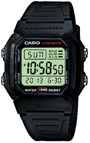 Casio Collection Men W-800H-1AVES Digitaluhr für Herren