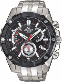 Casio Edifice Classic EFR-559DB-1AVUEF Herrenchronograph