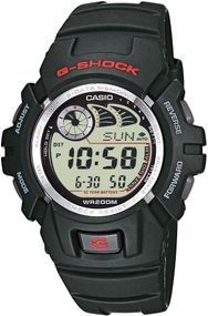 Casio G-Shock Original G-2900F-1VER Digitaluhr für Herren