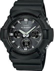 Casio G-Shock Original GAW-100B-1AER Herrenchronograph Multiband 6 & Solar