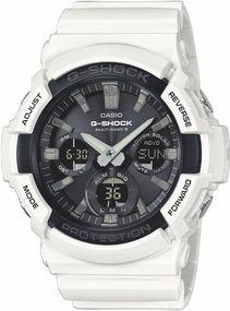 Casio G-Shock Original GAW-100B-7AER Herrenchronograph Multiband 6 & Solar